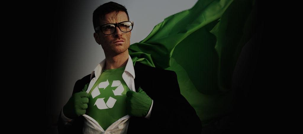 Recycle warrior