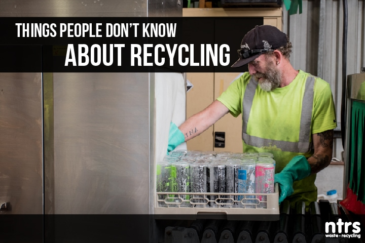 Things people don' know about recycling | NT Recycling Solutions blog